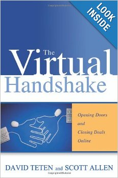 Virtual Handshake